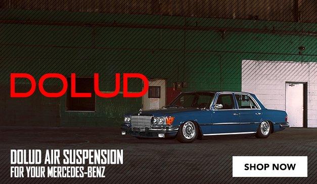 Mercedes-Benz - Dolud Air Suspension