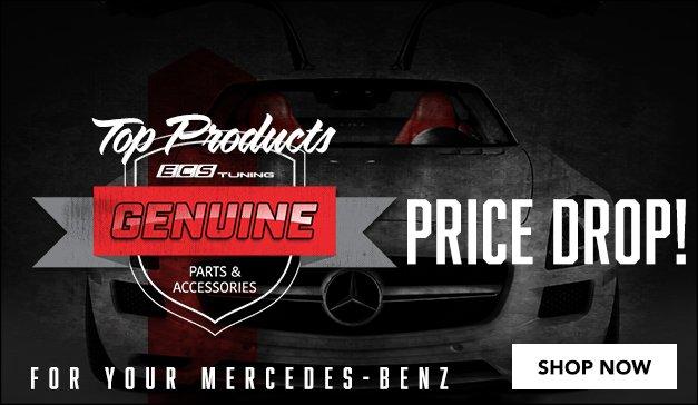 Mercedes-Benz - Genuine Parts