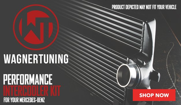 Merc - Now Offering Wagner Tuning