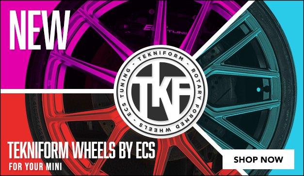 MINI - New ECS Tekniform Wheels