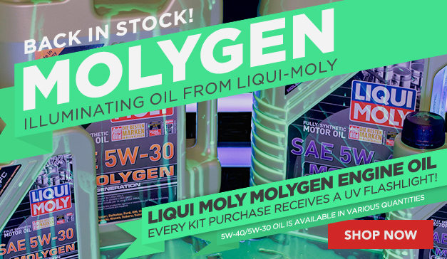 LIQUI MOLY Molygen New Generation Engine Oil
