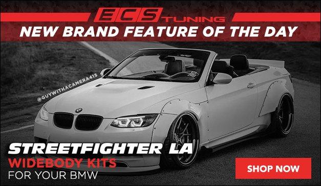 New Brand Feature OTD - StreetfighterLA