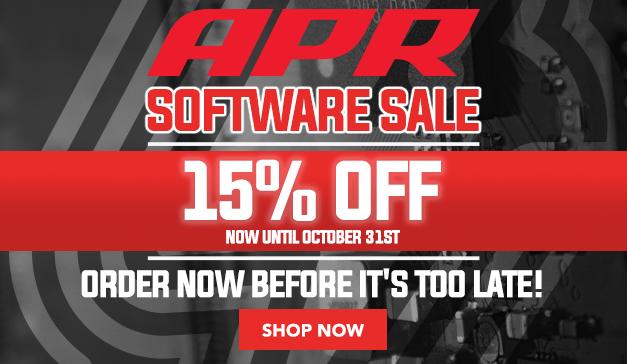 APR Software Sale