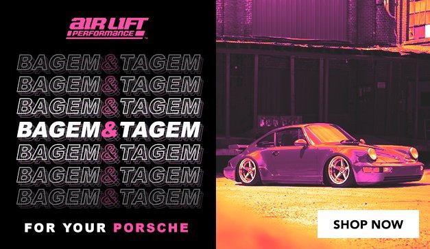 Porsche - BEST PRICE ON AIR LIFT PERFORMANCE