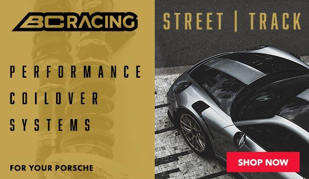 PORSCHE - BC Racing Coilovers
