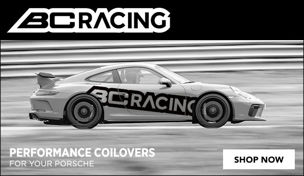 PORSCHE - BC Racing Coilovers