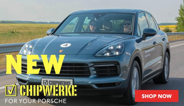 Porsche - Now Offering Chipwerke