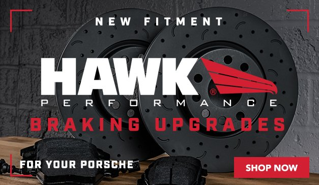 Porsche - HAWK Performance Brake Upgrades