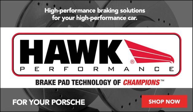 HAWK Braking Products | Porsche