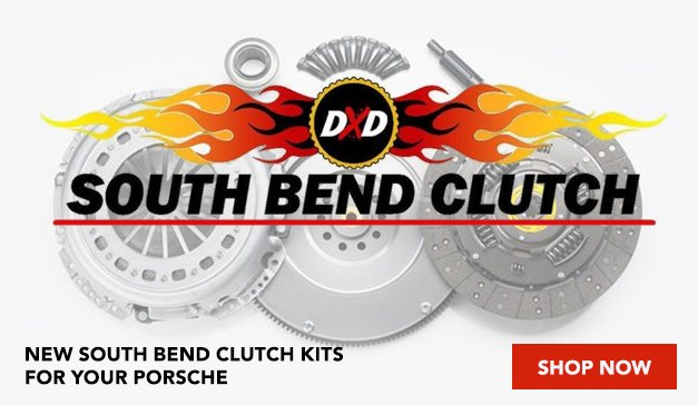Porsche - New South Bend Clutch Kits