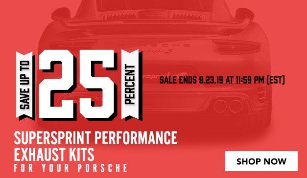 Porsche - Supersprint