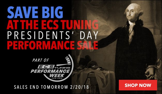 President's Day Performance Week Specials