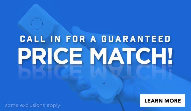 GENERAL - Price Match