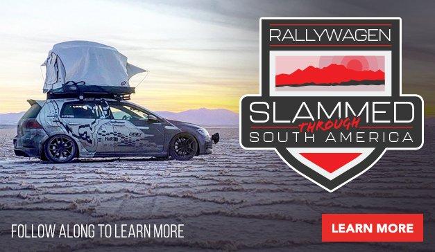 Rallywagen follow along