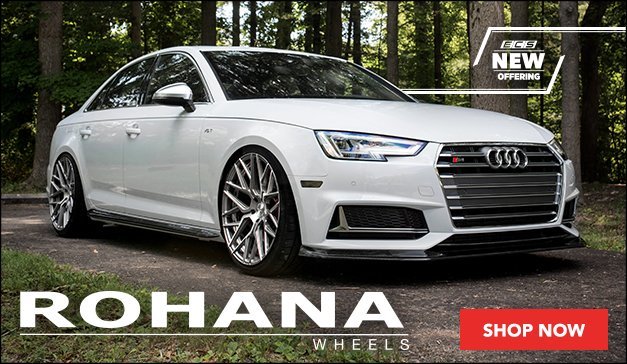 Rohana Wheels for your VW or Audi