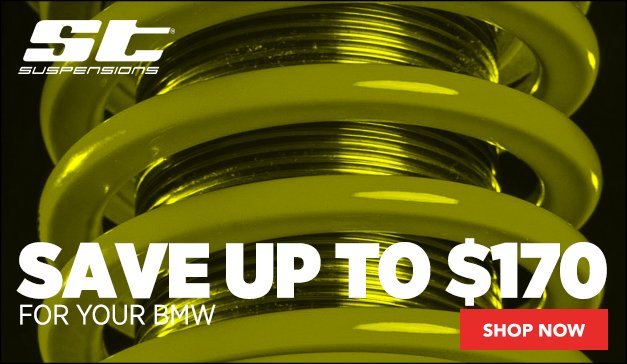 ST Suspension for your BMW