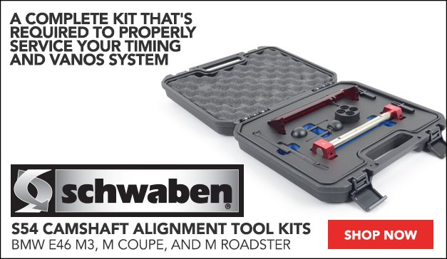 Schwaben BMW S54 Camshaft Alignment Tool Kits