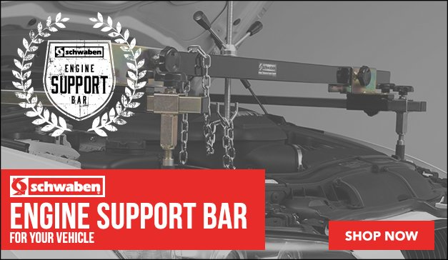 GENERIC - Schwaben Engine Support Bar | Be Supportive