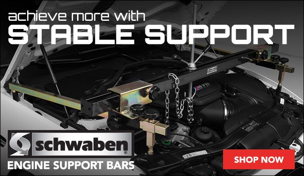 Schwaben Engine Support Bar | Be Supportive
