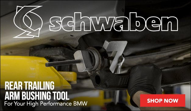 Schwaben Rear Trailing Arm Bushing Tool