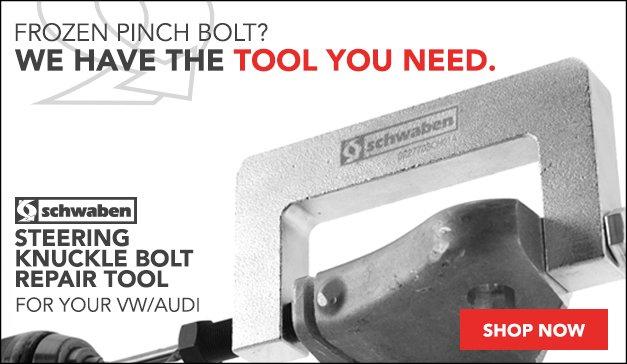 Schwaben Steering Knuckle Bolt Repair Tool