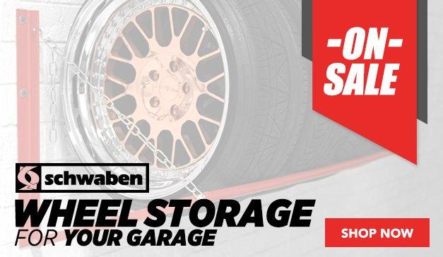 Save Space - Schwaben Wheel Storage Solutions
