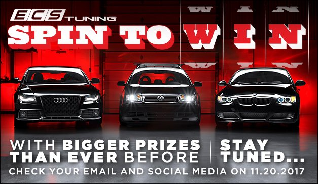 Stay Tuned for Spin to Win