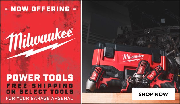 GENERIC - New Milwaukee Power Tools