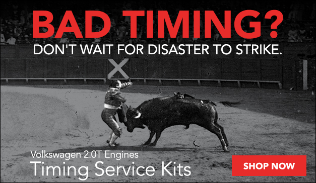 Timing Service Kits For Your VW 2.0T