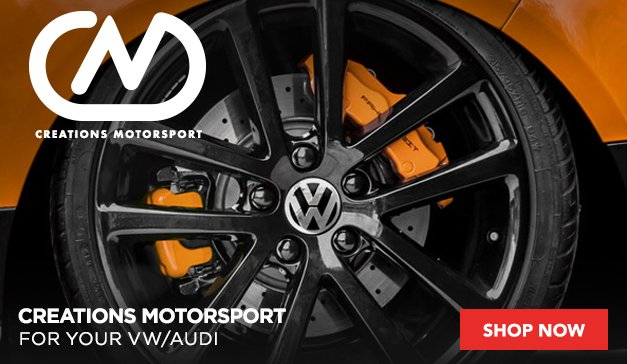 Creations Motorsport For Your VW/Audi