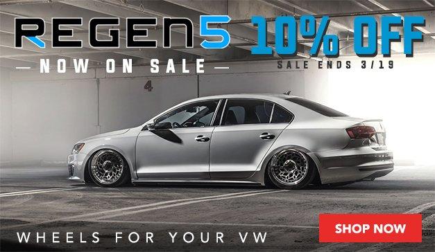 Regen5 Wheels Now On  Sale
