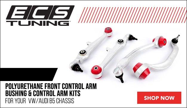 AUDI B5 Passat - ECS Poly Control Arms