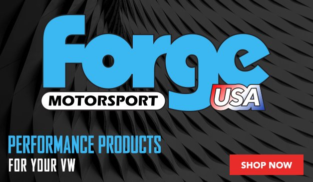 VW - Forge Motorsport Performance Products