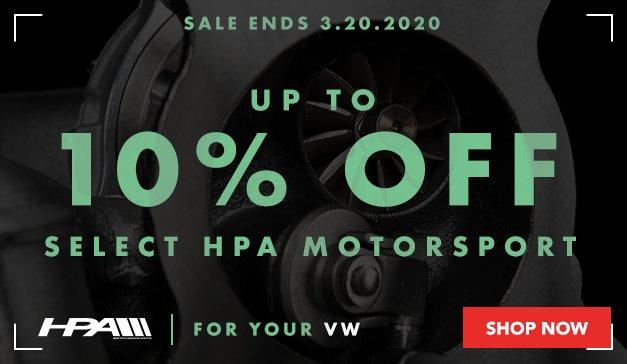 VW - HPA Motorsports Sale