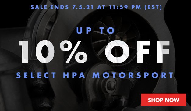 GENERIC - HPA Motorsports Sale