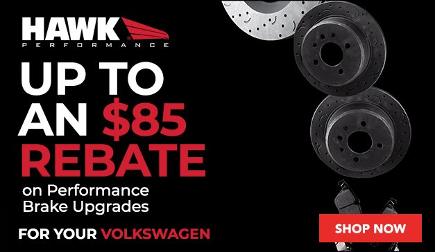 VW Hawk Rebate
