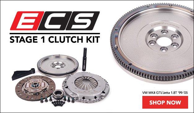 ECS Performance Clutch Kits | VW MK4 GTI/Jetta 1.8T