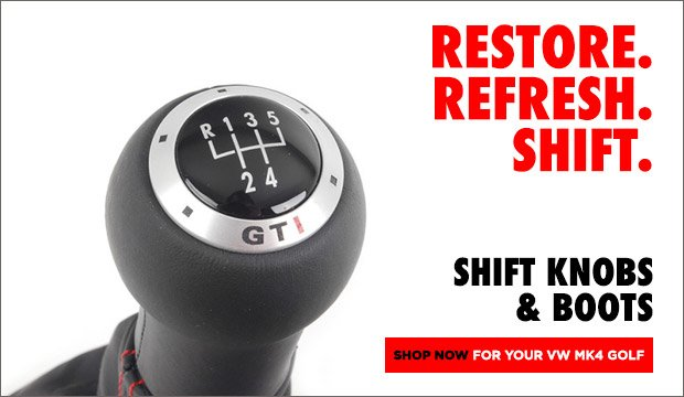 Shift Knobs  Boots | VW MK4 Golf