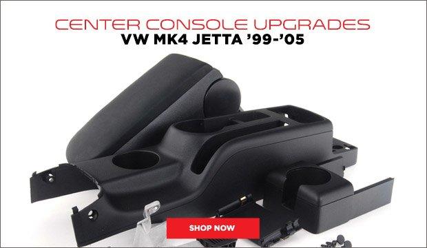 Center Console Upgrades | VW MK4 Jetta