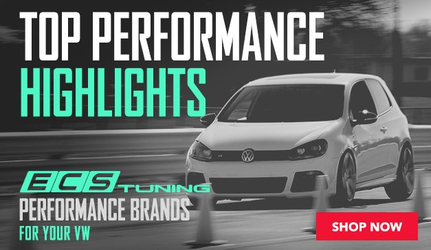VW - Shop the Top 10 VW Performance Brands At ECS