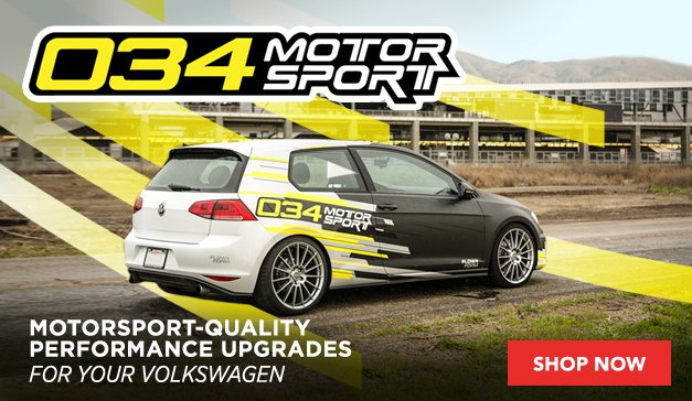 034Motorsport Performance Products All