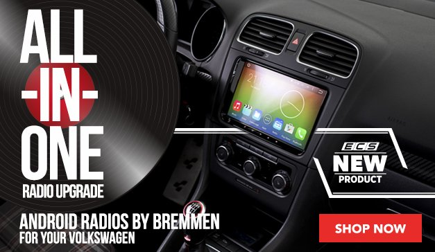Android Radios By Bremmen For your VW