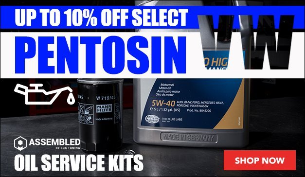 Assembled By ECS Oil Service Kits | VW