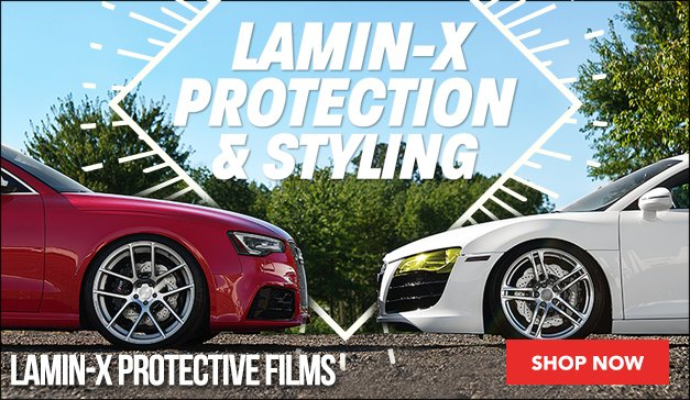 Lamin-X Protective Films
