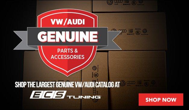 Shop the largest Genuine VW/Audi Catalog here at ECS
