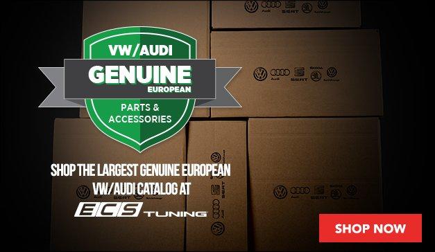 Genuine European VW/Audi