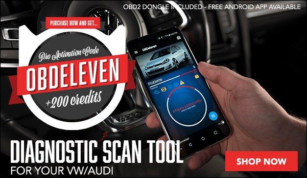 Audi/VW OBDeleven PRO Scan Tool