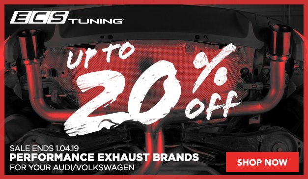 Save Now - Up to 20% Off On Performance Exhaust Brands