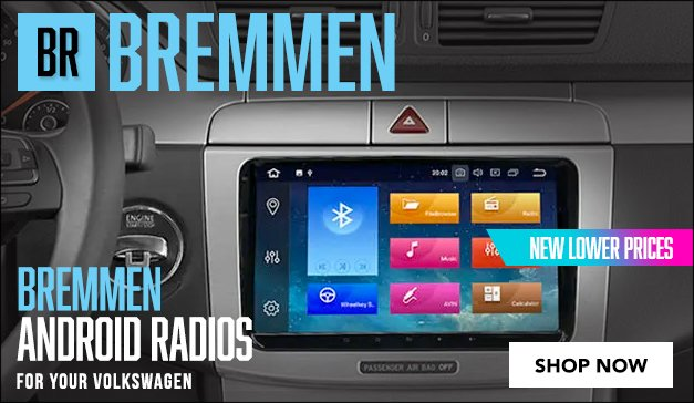 New Lower Priced Bremmen Android Radio - VW