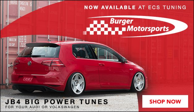Burger Motorsport Now Available for your VW or Audi